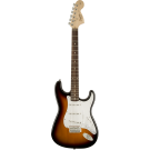 Squier − Affinity Series Stratocaster, Laurel Fingerboard, Brown Sunburst