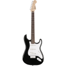 Squier − Bullet Stratocaster Hard Tail, Laurel Fingerboard, Black