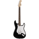 Squier − Bullet Stratocaster HSS Hard Tail, Laurel Fingerboard, Black