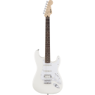 Squier − Bullet Stratocaster HSS Hard Tail, Laurel Fingerboard, Arctic White