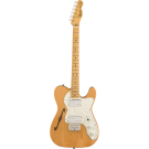 Squier − Classic Vibe '70s Telecaster Thinline, Maple Fingerboard, Natural