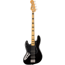 Squier Classic Vibe '70s Jazz Bass Left-Handed, Maple Fingerboard, Black