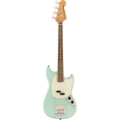 Squier Classic Vibe '60s Mustang Bass, Laurel Fingerboard, Surf Green