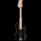 Squier Affinity Series Precision Bass PJ Laurel Fingerboard Black Pickguard In Black