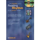 The Essential Guide to Reading Rhythm -  Bill Kezelos   (Drums)  - Musictek. Softcover/CD Book