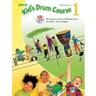 Alfred's Kid's Drum Course 1 -    Dave Black|Steve Houghton (Drums) Kid's Drum Course - Alfred Music. Softcover/CD Book