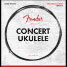 Fender - Concert Ukulele Strings - Set of Four