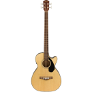 Fender CB-60SCE Acoustic Bass with Laurel Fingerboard in Natural