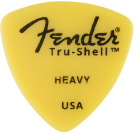 Fender Guitar Picks - Tru-Shell™ 346 Shape Heavy (1)