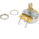 Fender (Parts) - Pure Vintage 250K Split Shaft Potentiometer with Mounting Hardware