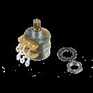 Fender (Parts) - Dual 500K/250K Split Shaft Potentiometer