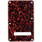 Fender (Parts) - Backplate, Stratocaster, Tortoise Shell, 4-Ply