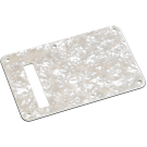 Fender (Parts) - Backplate, Stratocaster, Aged White Moto, 4-Ply