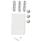 Fender (Parts) - Accessory Kit, Vintage-Style Stratocaster, White