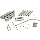 Fender (Parts) - 6-Saddle American Vintage Series Stratocaster Tremolo Assembly, Left Handed (Chrome)