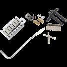 Fender (Parts) - American Series Stratocaster ('86-'07) Tremolo Bridge Assembly (Chrome)