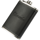 Charvel Toothpaste Logo Flask