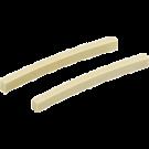 Fender (Parts) - Melamine Stratocaster/Telecaster String Nut Blanks (2)