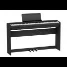 Roland FP30X Digital Piano Kit Bundle in Black