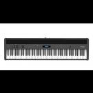 Roland FP60X Digital Piano Kit Bundle in Black