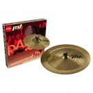 Paiste PST3 Effects Pack 10 Splash/18 China Cymbals