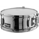 """Stagg 14"""" x 5.5"""" Marching Snare Drum with Strap"""