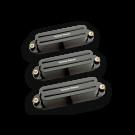 Seymour Duncan Pickups −  Set Hot Rails String Black