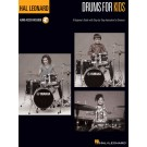 Drums for Kids -  Various   (Drums)  - Hal Leonard. Sftcvr/Online Audio Book
