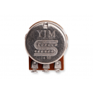 Seymour Duncan  −  Y-JM 250 250K Pot YJM Logo