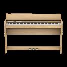 Roland F701 Digital Piano in Light Ash