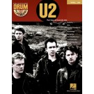 U2 -  U2   (Drums) Drum Play-Along - Hal Leonard. Softcover/CD Book