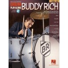 Buddy Rich -  Buddy Rich   (Drums) Drum Play-Along - Hal Leonard. Sftcvr/Online Audio Book