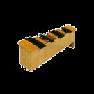 Suzuki - Xylophone Bass Chromatic