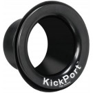 Kickport - Bass Drum SubKick Black