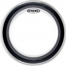 "Evans - 24"" EMAD Clear Drum Head"