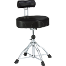 Tama HT741 Ergo-Ride Drum Throne w/Backrest