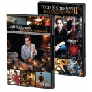 Methods & Mechanics Complete DVD Set -  Todd Sucherman   (Drums)  - Hudson Music. DVD Book