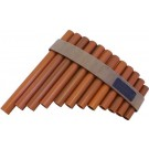 Power Beat 18 Note Plastic Panpipe Panflute  Pan Flute