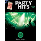 Party Hits - Rock Band Camp Volume 6 -  Various   (Bass Guitar|Drums|Guitar|Keyboard|Vocal) Rock Camp - Hal Leonard. Softcover/CD Book