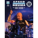 Speed Mechanics for Drums -  Troy Stetina|Chris Moore   ()  - Hal Leonard. Sftcvr/Online Video Book