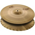 "Paiste - 14"" 2002 Medium Sound Edge Hi Hat Cymbals"