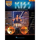 Kiss -  KISS   (Drums) Drum Play-Along - Hal Leonard. Softcover/CD Book