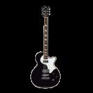 Cort Sunset Baritone Electric Guitar in Black
