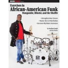Modern Drummer Presents Exercises in African-American Funk -  Jonathan Joseph   (Drums)  - Modern Drummer Publications. Softcover Book
