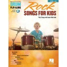 Rock Songs for Kids -  Various   (Drums) Drum Play-Along - Hal Leonard. Sftcvr/Online Audio Book