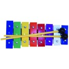 Mano Percussion UE21 8 Note Glockenspiel  Coloured notes