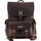 Bigsby Limited Edition Leather Backpack, Brown