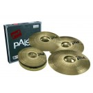 Paiste - PST 3 4-way cymbal Pack 14/16/18/20