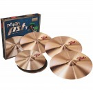 Paiste - PST 7 4-way Cymbal Pack 14/16/18/20