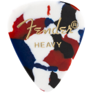 Fender Guitar Picks - 351 Shape Confetti Heavy (144 Count)
